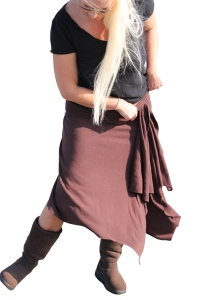 Sharon: Jupe de Vie as a Skirt