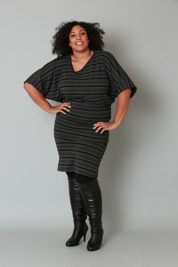 nikki babie stripe athena top, dress